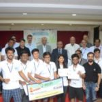 Grand Finale of Smart India Hackathon 2017 at Shri Ramdeobaba College of Engineering and Management, Nagpur on 1st and 2nd, April 2017.
