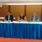 Road Show and Pre-Bid Conference for construction of Zojila Tunnel in the state of Jammu & Kashmir at Hyderabad on 25-01-2017.