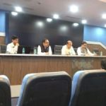 INAM-Pro Cement Sellers meeting at Media Centre,Transport Bhawan, New Delhi on 17-March-2017