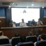 Road Show of Zojila Tunnel at Transport Bhawan on 10th August 2016 in New Delhi.