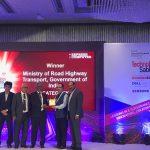 ईनाम-प्रो को 23 फरवरी 2018 को टेक्नोलोजी सभा 2018, इंदौर में उद्यम एप्पस वर्ग में श्रेष्ठतम (बेस्ट) पोर्टल पुरस्कार प्रदान किया गया