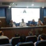 परिवहन भवन, नई दिल्ली में 10 अगस्त, 2016 को जोजिला सुरंग के संबंध में रोड शो।