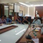 जोजिला सुरंग के संबंध में 23 अगस्त, 2016 को मुम्बई में रोड शो एवं बोली-पूर्व सम्मेलन।